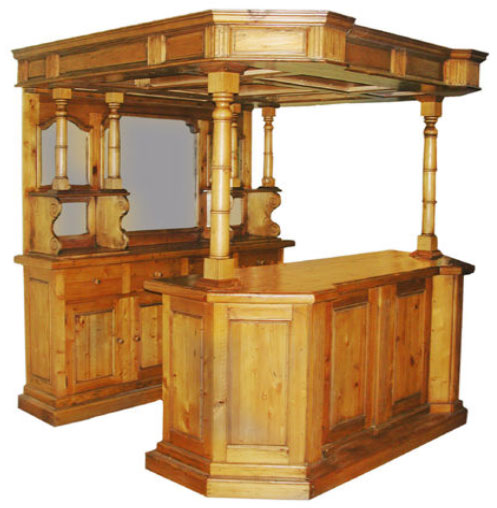 Bar Cabinet 001 - Click Image to Close