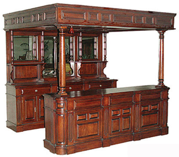 Bar Cabinet 003 - Click Image to Close
