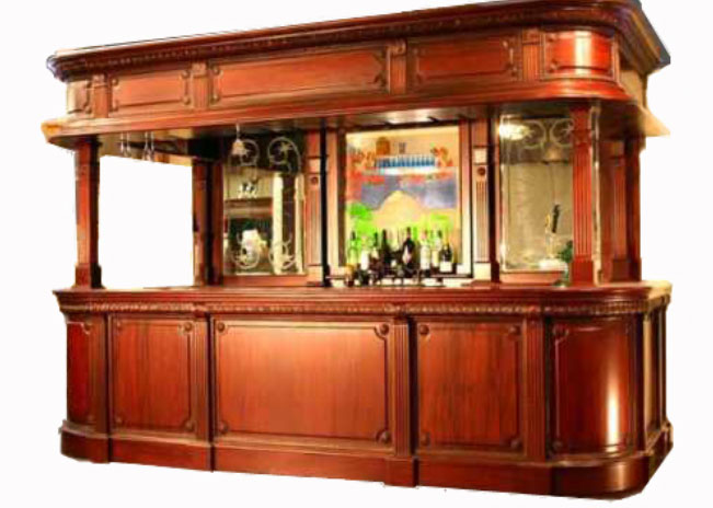 Bar Cabinet 004 - Click Image to Close