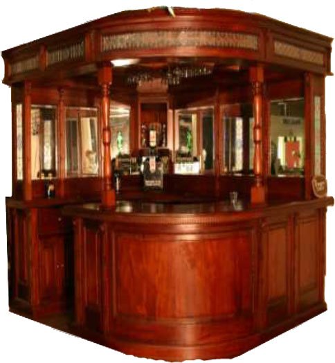 Bar Cabinet 005 - Click Image to Close