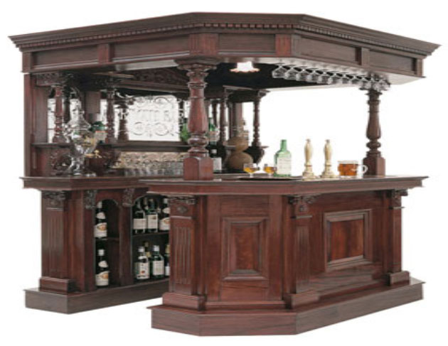 Bar Cabinet 011 - Click Image to Close