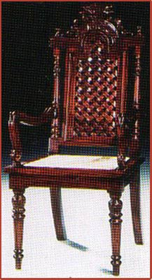 Woven Chair/ Rotan Seat - Click Image to Close