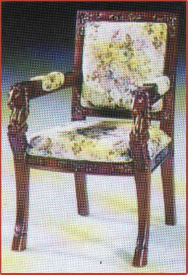 Empire Horse Chair