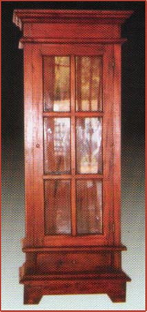 Cabinet Fruitwood 501