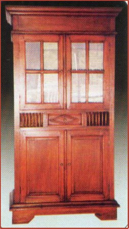 Cabinet Fruitwood 502