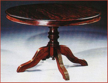Circular Dining Table 120