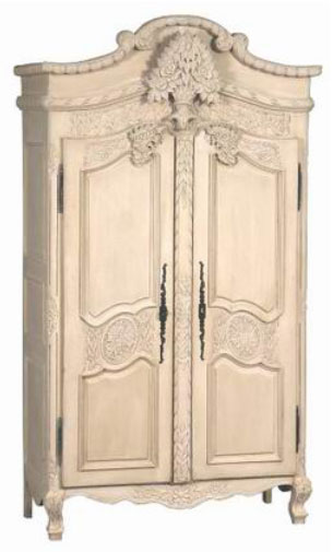 Armore 2 Doors French Style