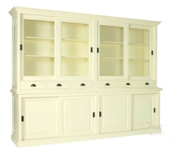 Bookcase 4 Sliding Door