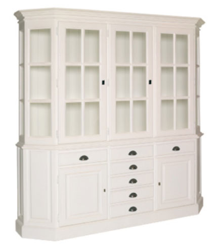 Bookcase Semihalf 3D - Click Image to Close