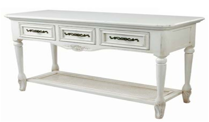 Console Table 3 Drawers