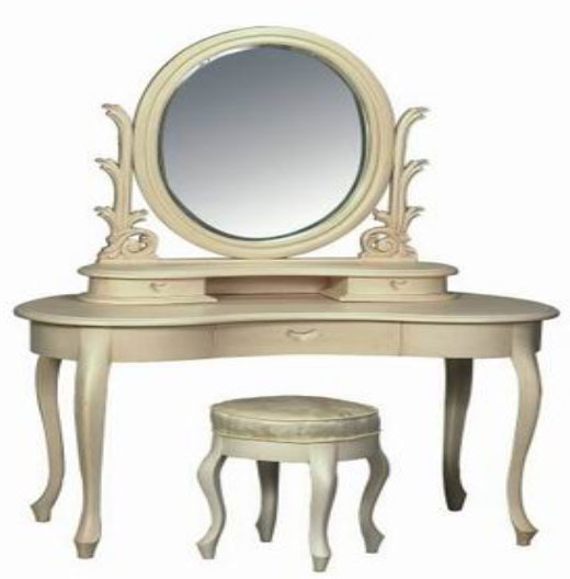 Dressing Table Bean w/ Stool