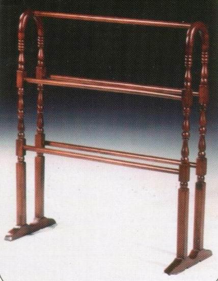 Towel rail double ended hk 777 jangkar navy for Furniture 777