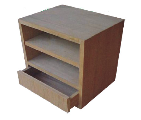 Cubus 1 Drawer 1 Shelve